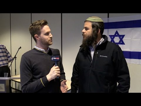 """""""Pioneer"""" from Judea and Samaria on how to fight BDS"""