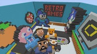 Minecraft XBOX - Hide and Seek - Retro Games