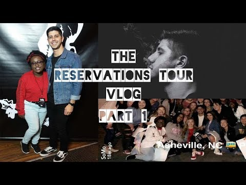 SoMo: The Reservations Tour Vlog - Part 1