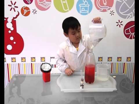 Graceful Hands Super Scientist Experiment Andreas Lava Lamp