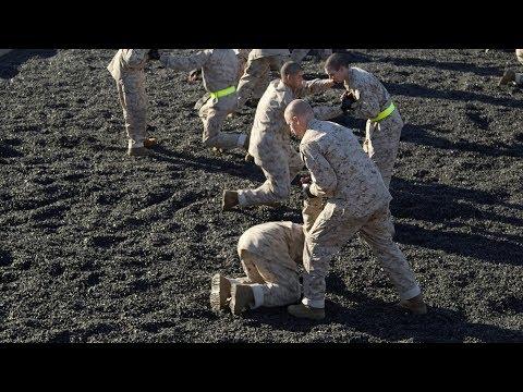 We Make Marines - MCMAP