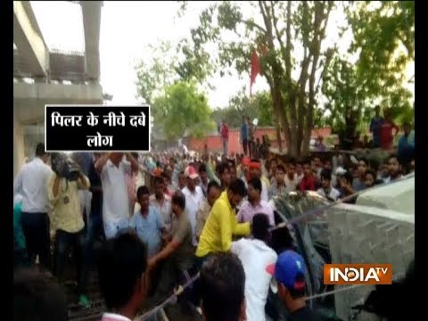 Varanasi flyover collapse: Death toll mounts to 16
