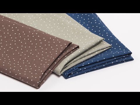 Ткань Лен принт в магазине Текстилия