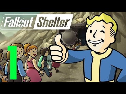 FALLOUT SHELTER #1: Can You Guess What Vault Number I Chose?