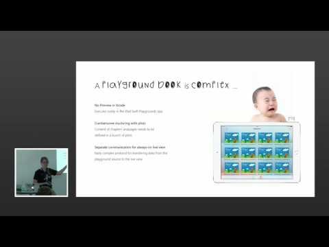 "SwiftConf '16: Manu @codePrincess Rink —Getting ""emotionally"" back to the playground!"