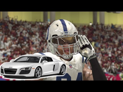 Buying My First Car! - Madden 16 Career Mode Ep. 5