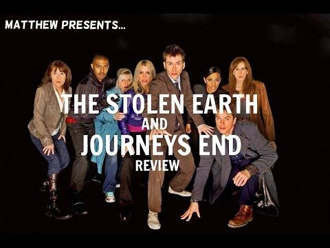 Doctor Who: The Stolen Earth & Journeys End (2008) Review