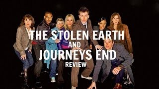 Doctor Who - The Stolen Earth & Journeys End (2008) Review