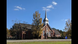 St. Paul's UCC German Township Live Stream Sunday May 30, 2021