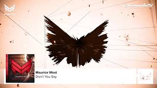 Maurice West Edm Mix RaveDJ RaveDJ