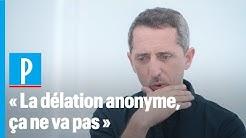 Gad Elmaleh et CopyComic : « La délation anonyme me donne la nausée »