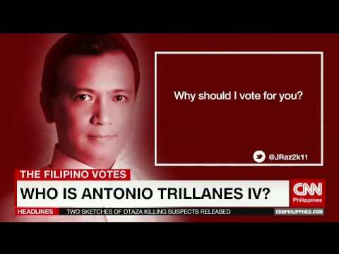 Who is Antonio Trillanes IV?