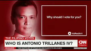Who is Antonio Trillanes IV?