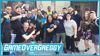 Kevin's New York Trip - The GameOverGreggy Show Ep. 196 (Pt. 4)
