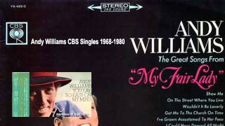 andy williams CBS singles 1967-1980-4