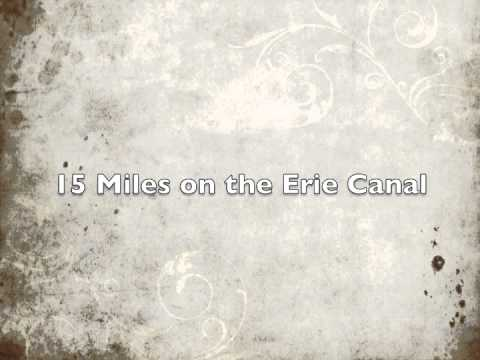 15 Miles on the Erie Canal