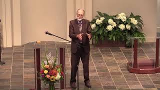 9/5/2020 - The Good Shepherd - Elder Phil Becker