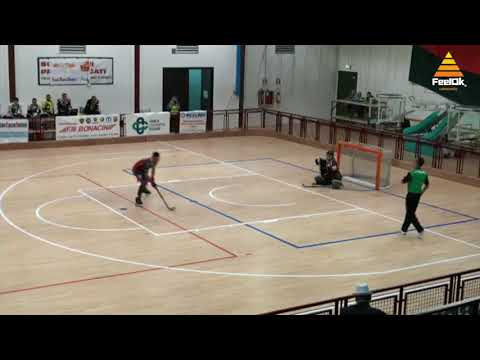 Serie A1- Round 2- Roller Scandiano vs CGC Viareggio