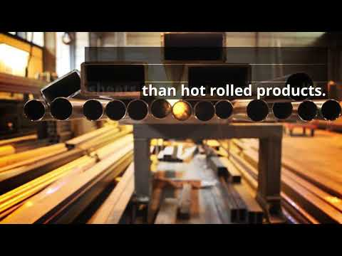 Cold and Hot Rolled Steel