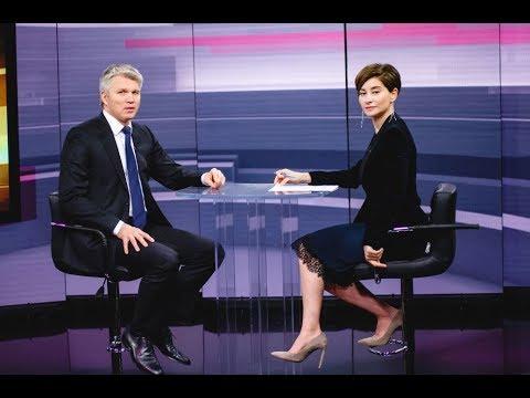 Russia Today: Павел Колобков в гостях у Софико Шеварднадзе