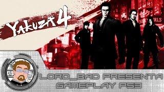 Yakuza 4 | Gameplay Español