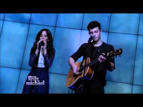 Shan Mendes Performing @ Live Kelly and Michael