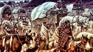 The Part Of The Trail Of Tears That Enslaved Black People That We Didn't Hear About