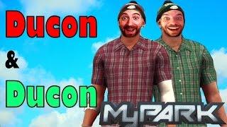Ducon et Ducon vont au PARK