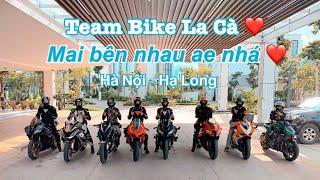 Tour Hà Nội - Hạ Long ( Tập:2 ) cùng  Zx10r - R6 - Ducati 959 - Z300 - Z1000 - Ducati V4s độ V4R