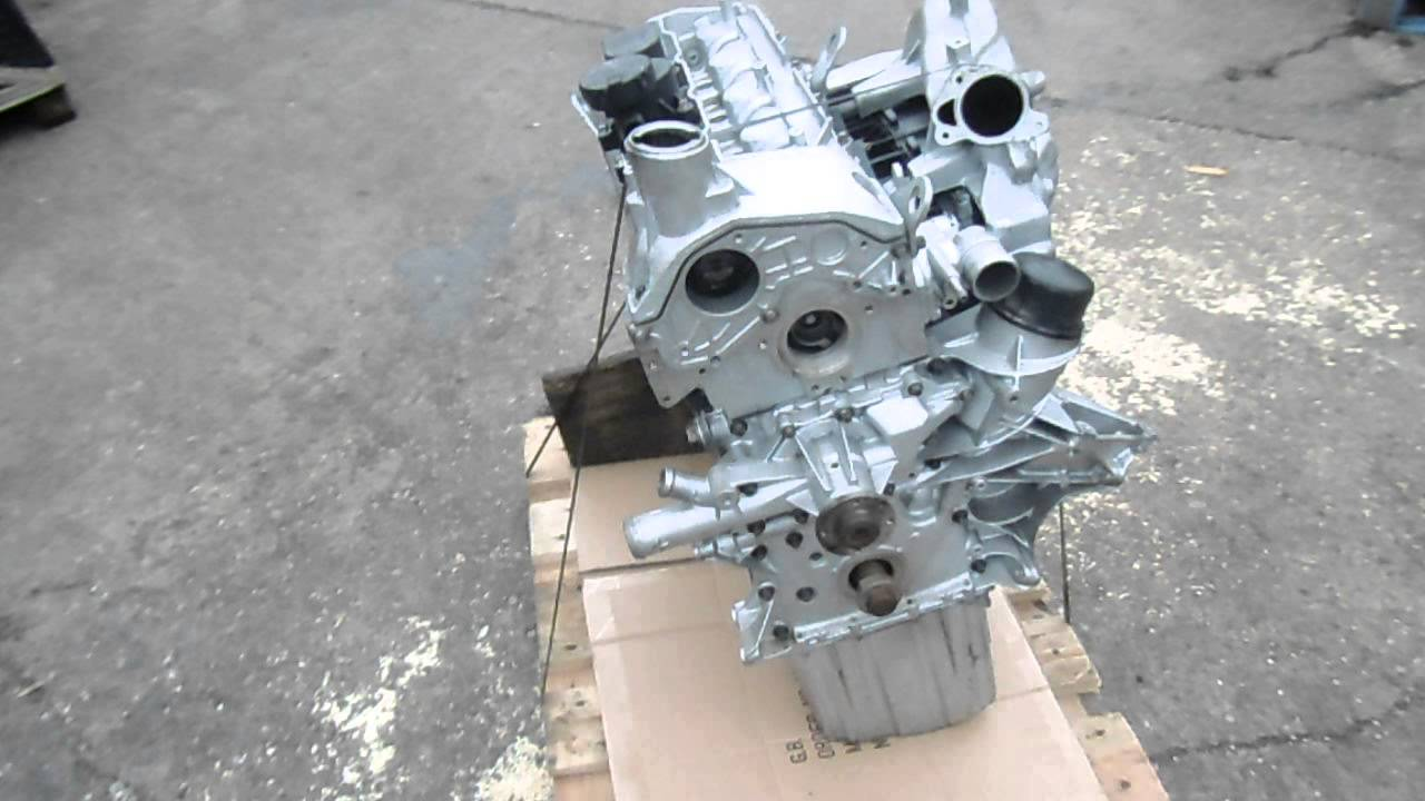 Mercedes sprinter rebuilt engine for sale for Mercedes benz rebuilt engines