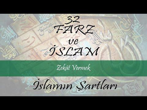 islamın şartları  zekat vermek