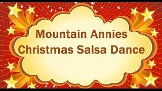 Mountain Annies Ruidoso New Mexico Christmas Salsa Dance