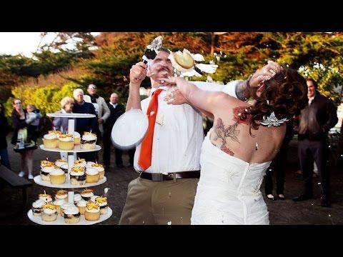 ПРИКОЛЫ НА СВАДЬБЕ Свадебные приколы, Видео