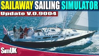 Sailaway the Sailing Simulator - Update V.0.9004 Review - Antigua & Barbuda