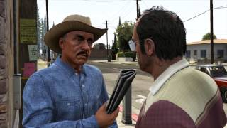 Grand Theft Auto 5 GTA5 Minute Man Blues-Strangers and Freaks Gold Achievement Walkthrough
