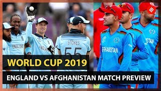 World Cup 2019: Mighty England Take On Low Ranked Afghanistan