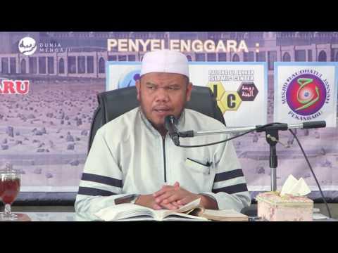 Perjalanan Ruh Setelah Kematian - Ustadz Abu Haidar as-Sundawy