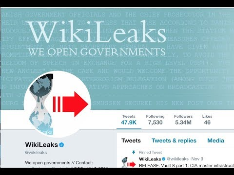 Donald Trump Jr. Secretly Corresponded with WikiLeaks