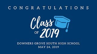 2019 South High School Commencement