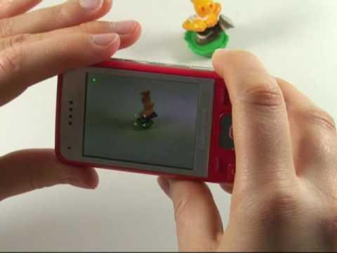 Sony-Ericsson C903 Test Kamera