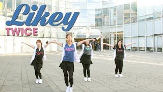 """KPOP - TWICE """"LIKEY"""" DANCE COVER - VANCOUVER - [SUNBERRY FITNESS]"""