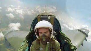 Uncle Dzo - Херој Миленко Павловић - Герой Миленко Павлович (никто не сказал НЕТ) Mig-29 VS F-16