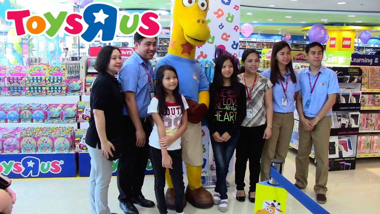 NEW Toys R Us Toy Store Solenad 3 Nuvali Opening  Kids