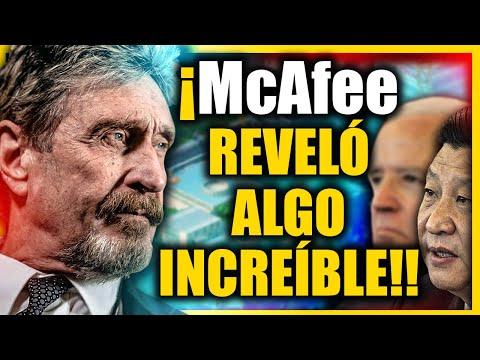 John McAfee también Revelo un SECRETO De las Empresas de Tecnología