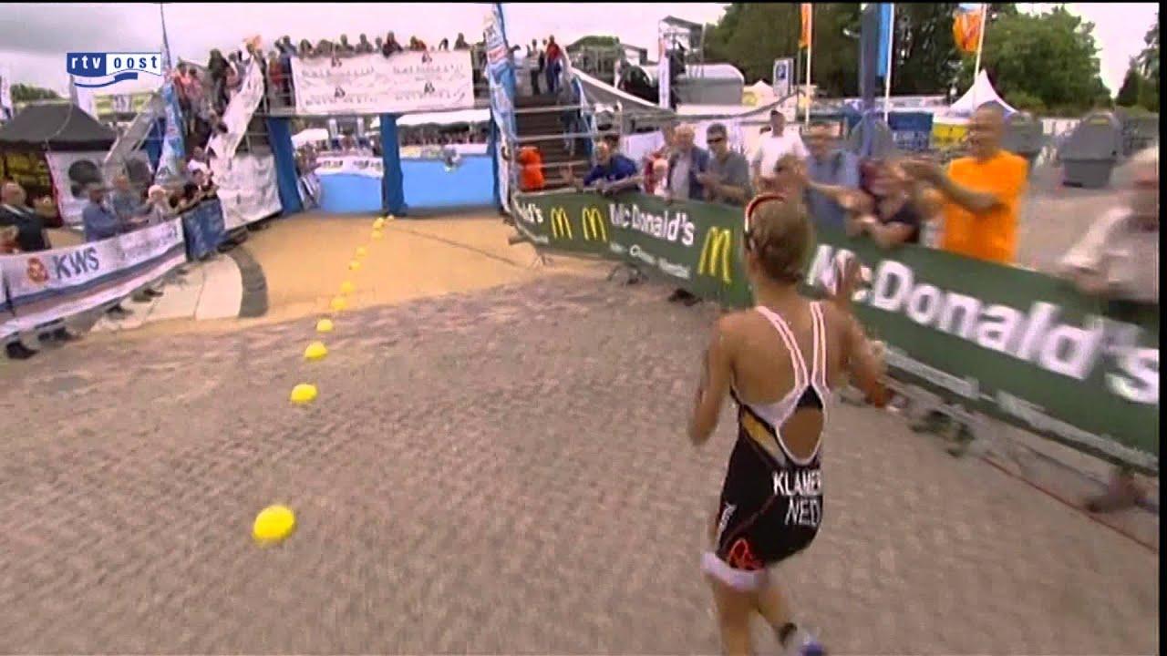 deaefa420bdd51 Rachel Klamer uit Denekamp wint Triathlon Holten voor derde keer ...
