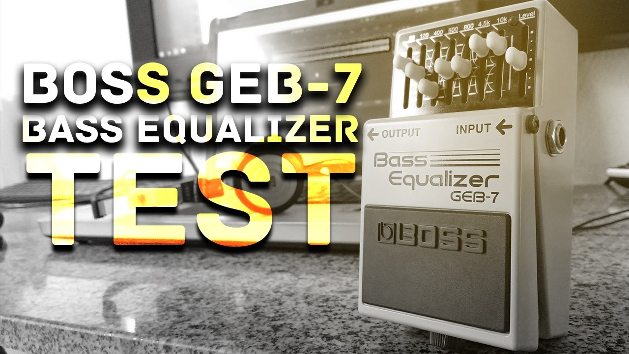 Bass EQ Pedals | 6 Best Equalizer Pedals for Bass Guitar