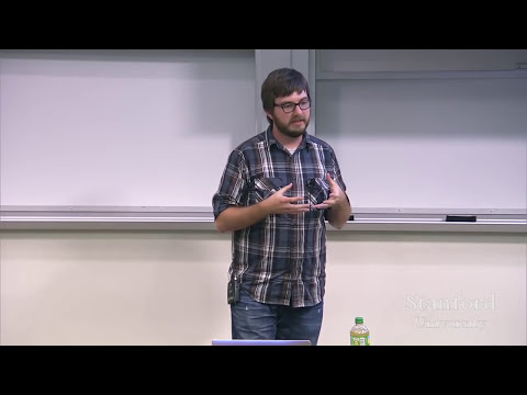 Stanford Seminar - The Rust Programming Language - Thumbnail