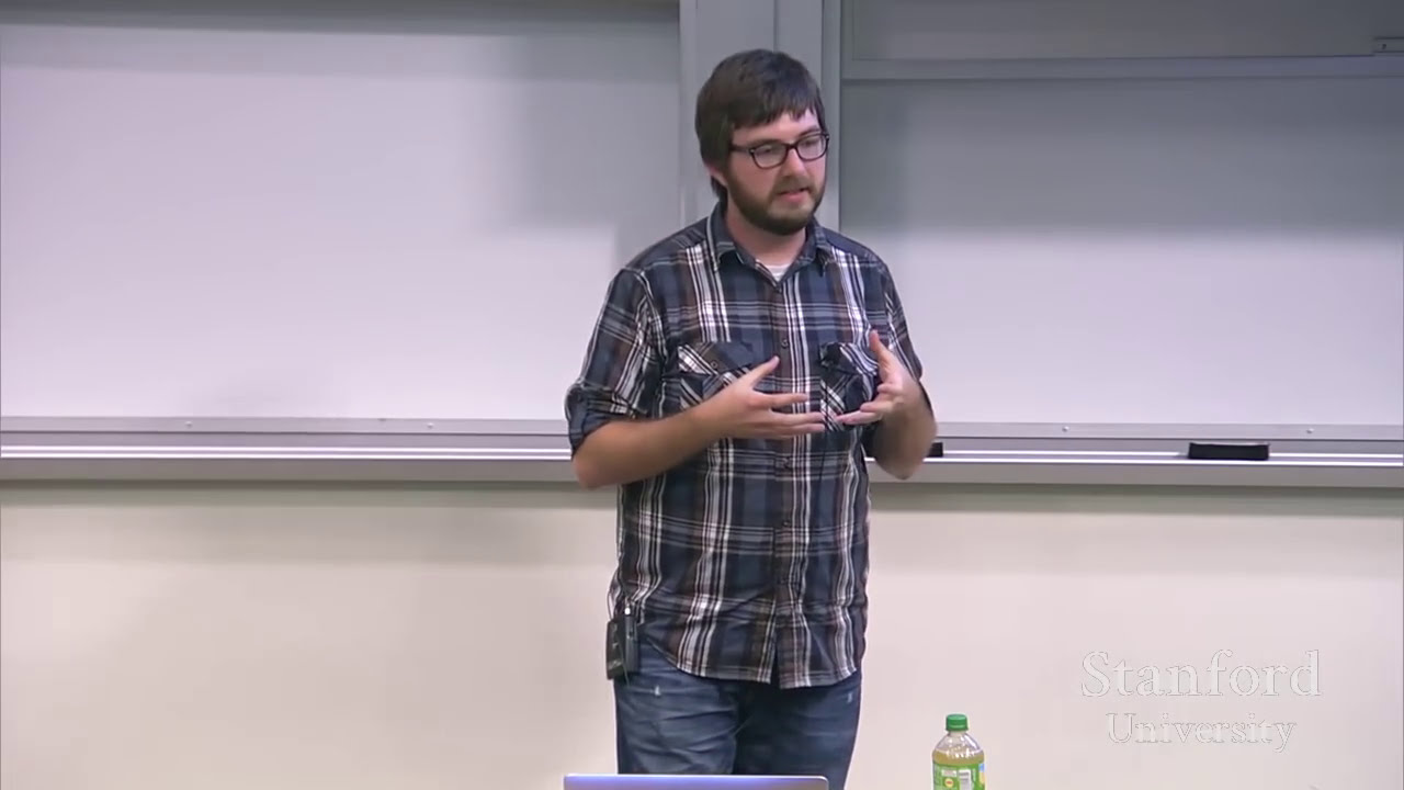 Stanford Seminar - The Rust Programming Language