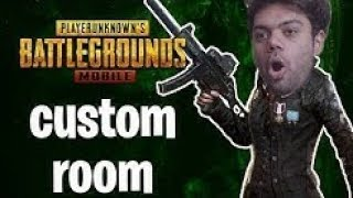 🔴 PUBG MOBILE LIVE | Me Vs 99 Stream Snipers | Custom Room