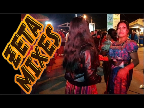 Los Francos Baile Social Puro Zeta Mixes Feria de Paxixil 2017
